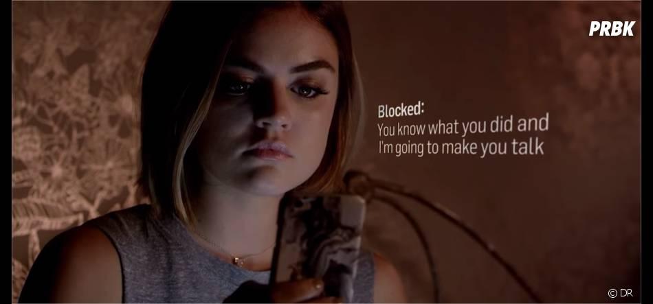 Un nouveau méchant dans la bande-annonce de la suite de la saison 6 de Pretty Little Liars