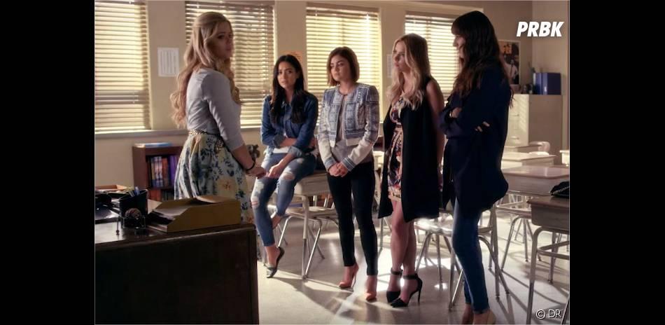 Alison face aux filles dans la bande-annonce de la suite de la saison 6 de Pretty Little Liars