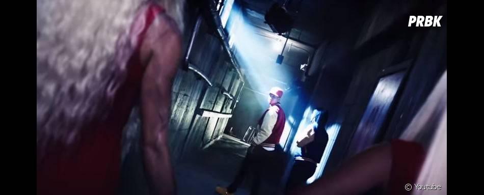 Kylie Jenner et Tyga visitent une maison de l'horreur dans le clip Dope'd Up