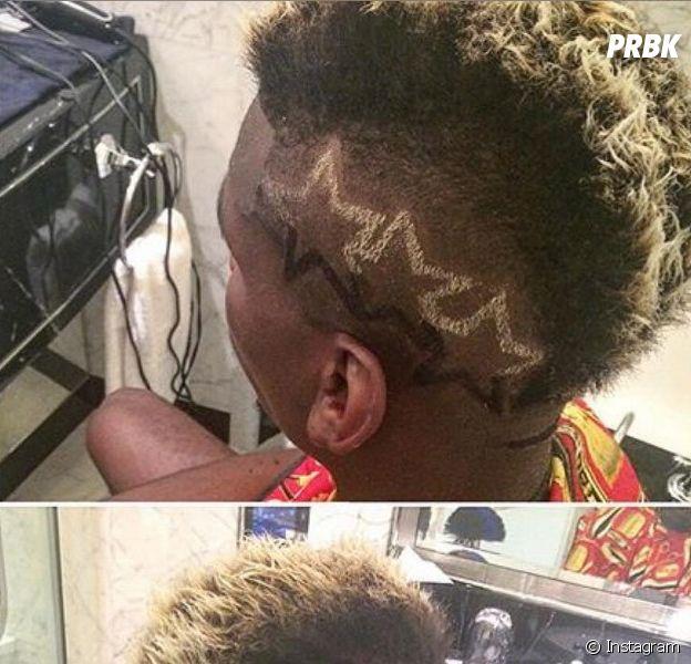 Paul Pogba : roi de la coupe de cheveux originale grâce à son coiffeur Mika Caiolas
