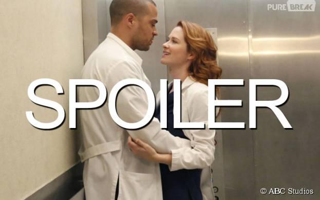 Grey's Anatomy saison 12 : April et Jackson bientôt réconciliés ?
