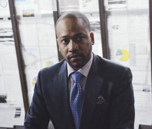 Columbus Short dans Scandal