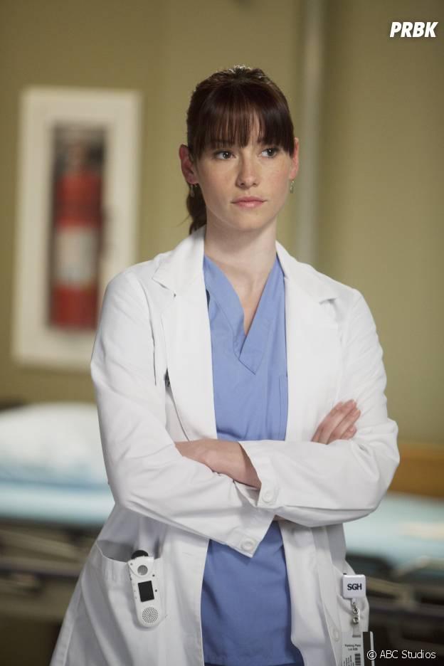 Chyler Leigh dans Grey's Anatomy