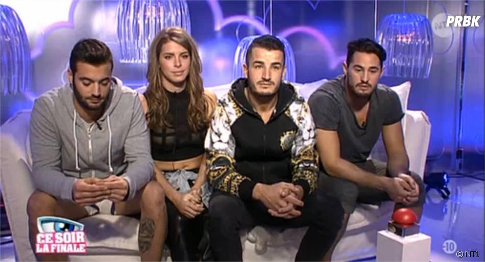 Secret Story 9 : Emilie, Loïc, Rémi et Jonathan finalistes de l'aventure