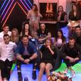 Secret Story 9 : les candidats redécouvrent leurs meilleurs moments lors d'une ultime soirée