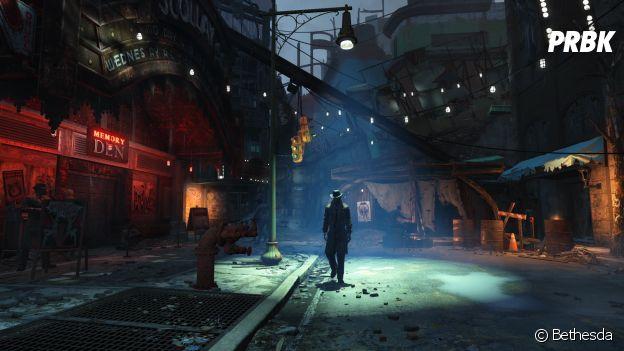 Fallout 4 est disponible depuis le 10 novembre 2015