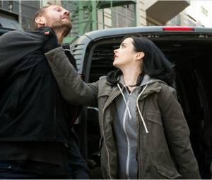 Jessica Jones saison 1 :Krysten Ritter en action