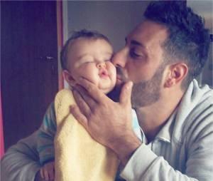 Stéphanie Clerbois : son compagnon Eric partage une photo de leur fils Lyam sur Instagram
