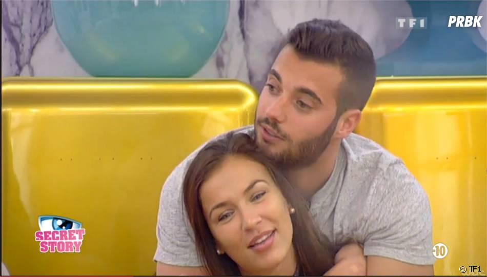 Loïc Fiorelli (Secret Story 9) et Julie Ricci séparés