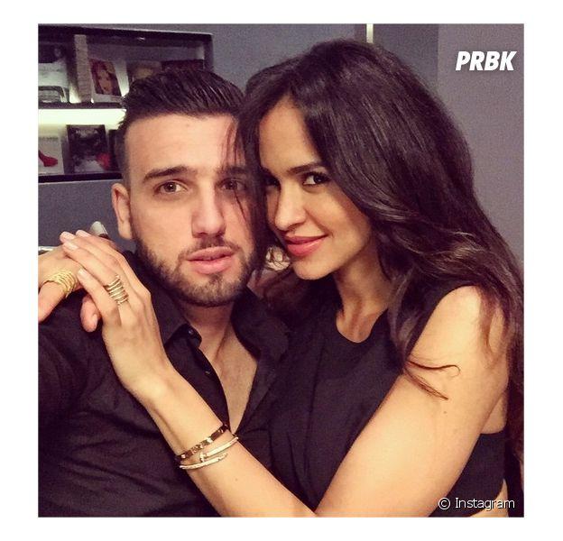 Aymeric Bonnery et Leila Ben Khalifa à nouveau en couple ?