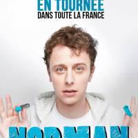 Norman sur scène : un spectacle plus adulte, sincère et drôle
