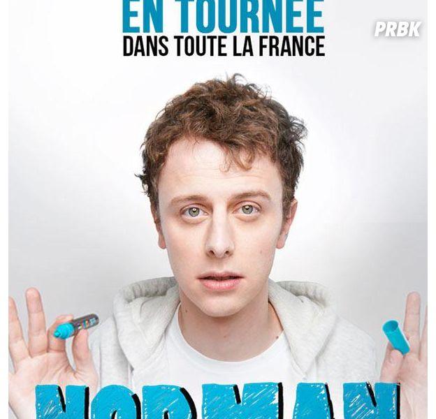 Norman : un spectacle plus adulte et plus agréable