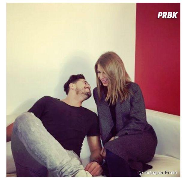 Emilie et Rémi (Secret Story 9) : déjà la rupture pour le couple ? Ils répondent sur Twitter