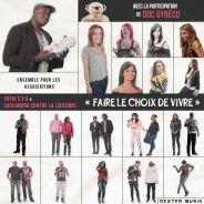 Gaëlle Petit (Les Ch'tis) chanteuse... pour la bonne cause