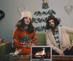Le Palmashow dévoile Quinoël, sa chanson de Noël parodique