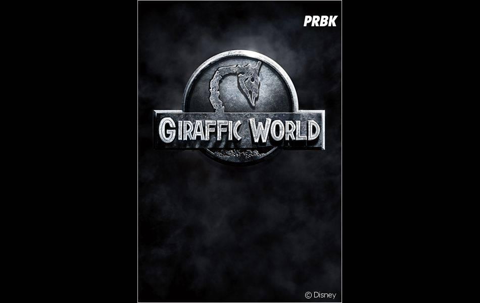 Zootopie parodie Jurassic World sur son affiche