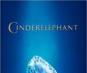 Zootopie parodie Cinderellasur son affiche