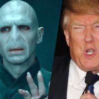 Donald Trump remplacé par Voldemort partout sur internet : l'appli originale et drôle