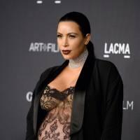 Kim Kardashian au régime après son accouchement : déjà une perte de poids impressionnante !