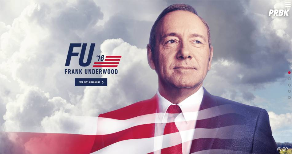 House of Cards saison 4 : Frank Underwood en campagne
