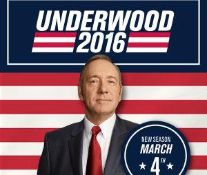 House of Cards saison 4 : la date de diffusion dévoilée sur un premier poster