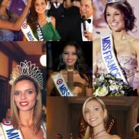 Laury Thilleman, Sylvie Tellier, Flora Coquerel.. l'avant/après des Miss France depuis leur élection