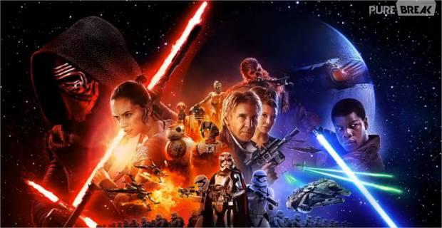 Star Wars 7 : les spectateurs sous le charme de ce nouvel épisode