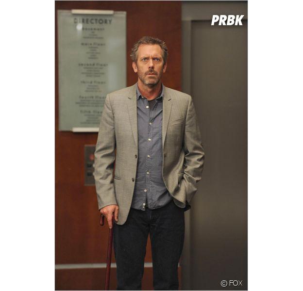 Hugh Laurie (Dr House)de retour dans la peau d'un médecin dans une série