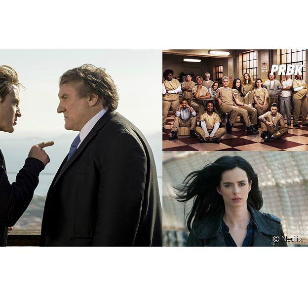 Marseille, Orange is The New Black, Jessica Jones... toutes les séries de Netflix pour 2016