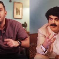 Jhon Rachid plus fort que Sean Penn ? Son interview délirante de Pablo Escobar