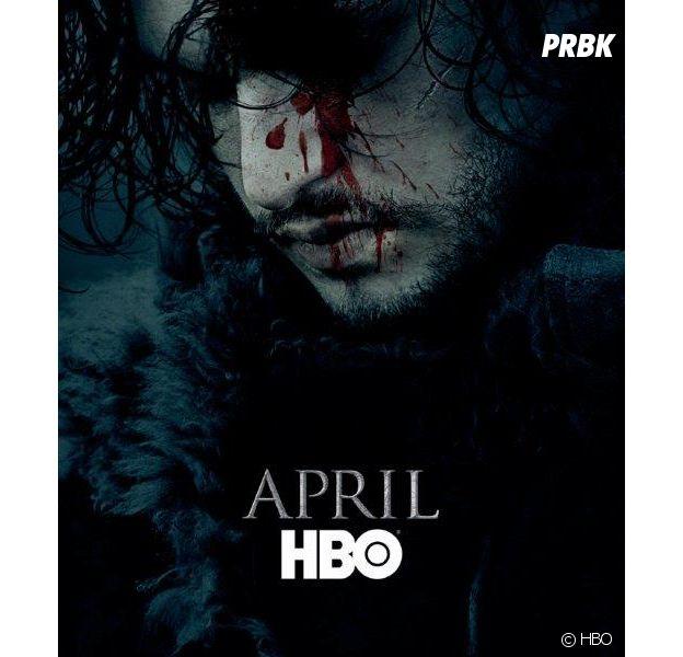 Game of Thrones saison 6 : Jon Snow de retour sur la première affiche