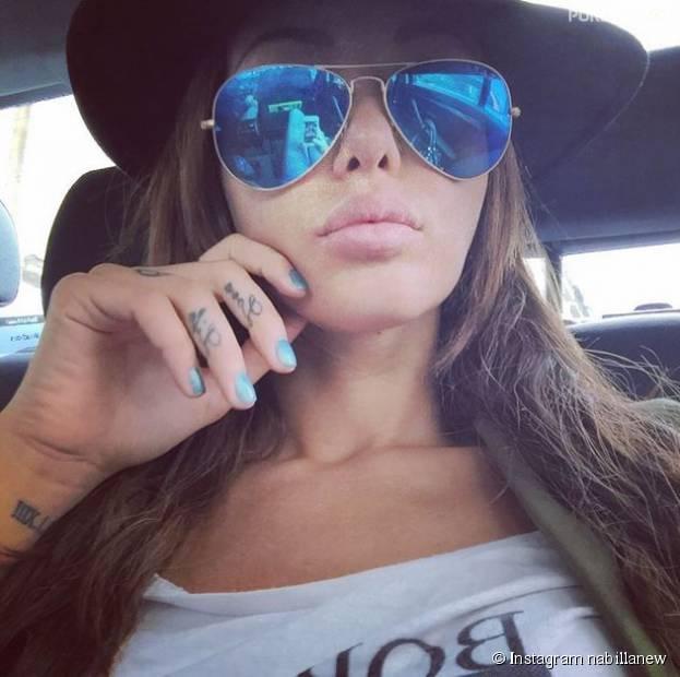 Nabilla Benattia : coup de gueule sur Twitter à cause des critiques