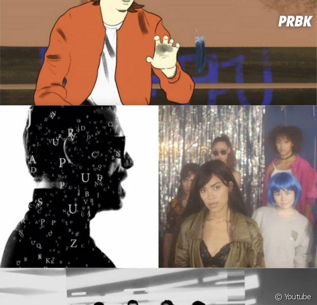 Nekfeu, Breakbot, Griefjoy, Kool Shen et Kwamie Liv dans les meilleurs clips de la semaine, janvier 2016
