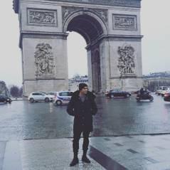 Tyler Blackburn, Ian Harding, Janel Parrish... les stars de Pretty Little Liars réunies à Paris
