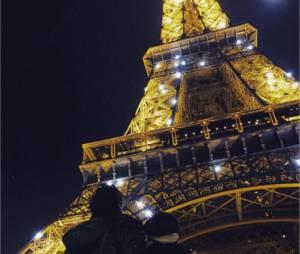 Torrey DeVitto de passage à Paris le week-end du 23 janvier 2016
