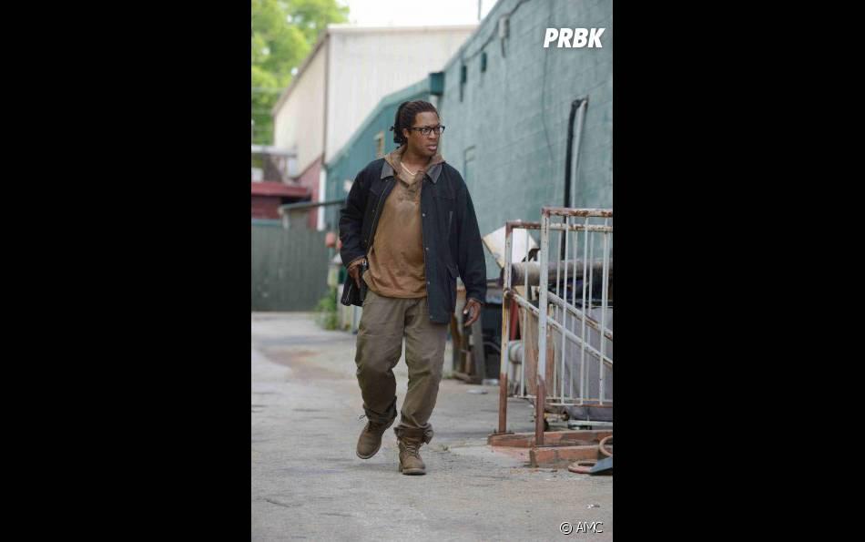 Corey Hawkins dans The Walking Dead