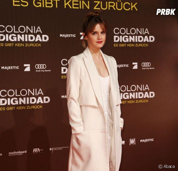 Emma Watson en couple avec un entrepreneur de 35 ans prénommé William 'Mack' Knight
