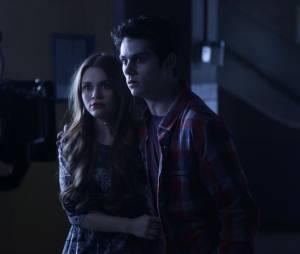 Teen Wolf saison 5 : Stiles et Lydia enfin en couple ?