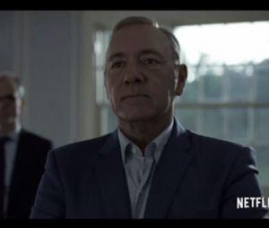 House of Cards saison 4 : la bande-annonce avec Kevin Spacey