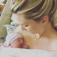 Heather Morris maman : l'actrice de Glee dévoile une photo et le prénom de son fils