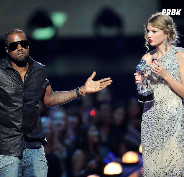 """Taylor Swift VS Kanye West : le rappeur l'insulte dans la chanson 'Famous' de l'album """"The Life Of Pablo"""""""
