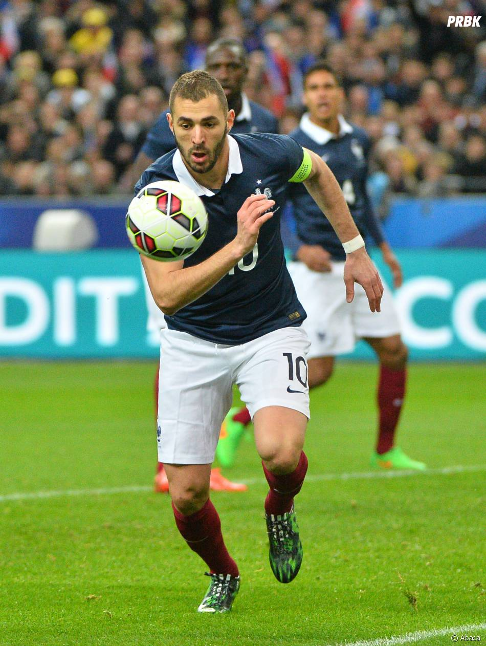 Top 10 des sportifs français les mieux payés : Karim Benzema (2ème)