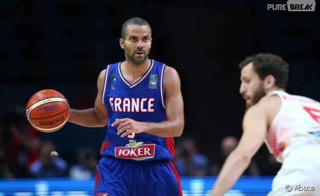Top 10 des sportifs français les mieux payés : Tony Parker (1er)