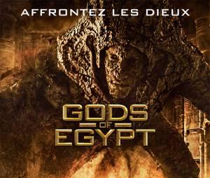 Gods of Egypt : les affiches françaises dévoilées