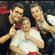 Squeezie, Cyprien, Natoo... Les Youtubeurs soutiennent les rêves d'Ethan, un jeune fan malade