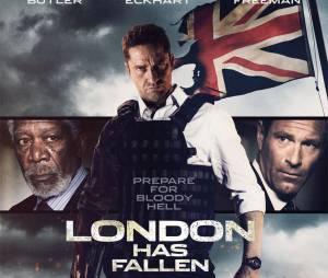 La chute de Londres sortira le 2 mars au cinéma