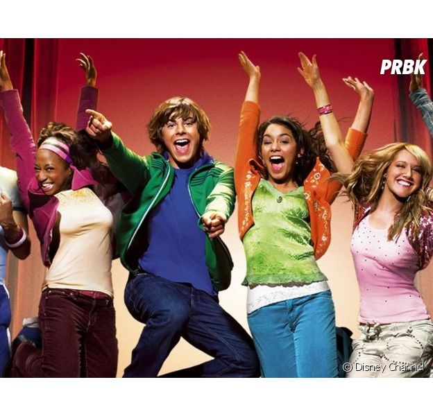 High School Musical 4 sans Zac Efron et Vanessa Hudgens