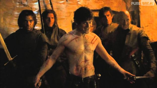 Game of Thrones saison 5 : Ramsay, un méchant plus cool que Joffrey