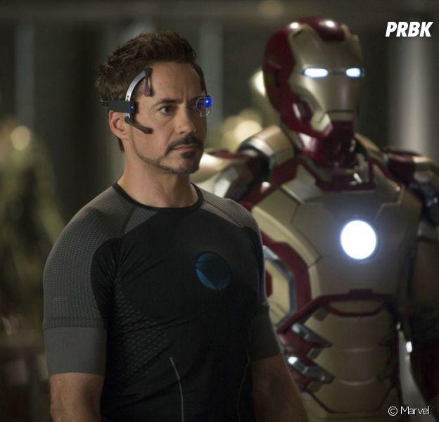 Iron Man 4 : pas de suite au programme d'après Robert Downey Jr