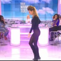Caroline Ithurbide : danse sexy sur du Beyoncé dans Le Grand 8